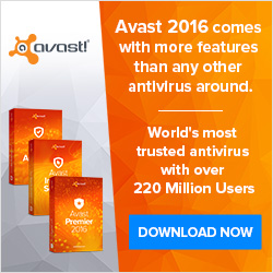 avast! New Version 6 Products Generic Banner