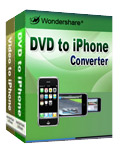 40% off Wondershare DVD to iPhone Suite for Mac