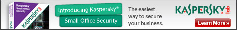 Kaspersky Small Office Security!