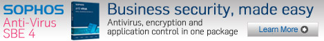 UK Sophos Anti Virus - Learn more