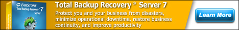 Total Backup Recovery 7 Server