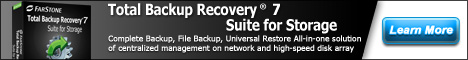 Total Backup Recovery 7 Suite for Storage