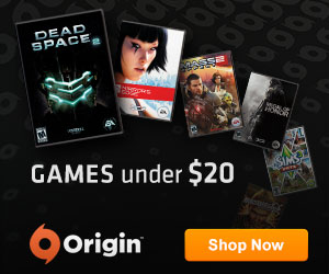 EA, Origin, Under $20