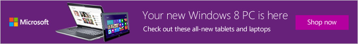 Microsoft Store Your new Windows 8 PC is here